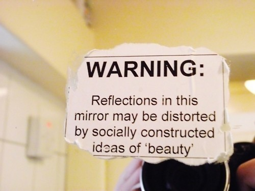 Mirror, The Enemy: A Story Of Self-Disgust