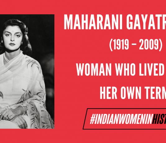Maharani Gayatri Devi: Woman Who Lived Life On Her Own Terms  #IndianWomenInHistory