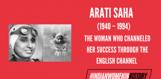 Arati Saha: The Woman Who Channeled Her Success Through The English Channel  #IndianWomenInHistory