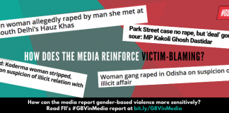 victim-blaming