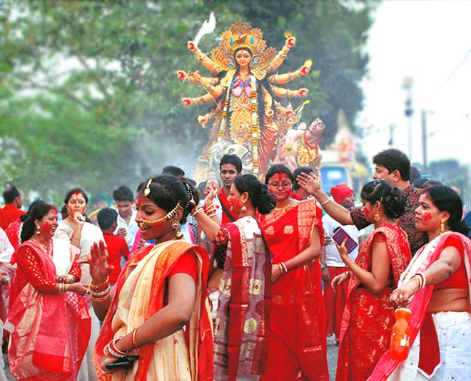 Durga Puja And The Myth Of Worshipping
