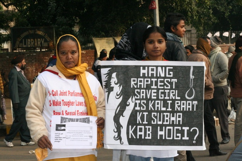 Capital Punishment For Rape: The Death Of A Debate | #GBVinMedia