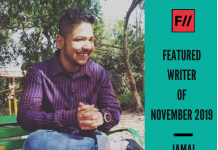 Meet Jamal Siddiqui – FII's Featured Writer Of November 2019