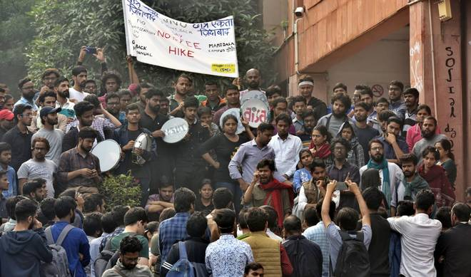 JNU Fee Hike Protests: Why do Twitterati want to #ShutDownJNU ?