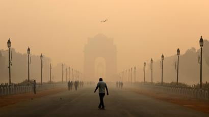 4 Things You Should Definitely Do To Save Yourself From Delhi's Toxic Air
