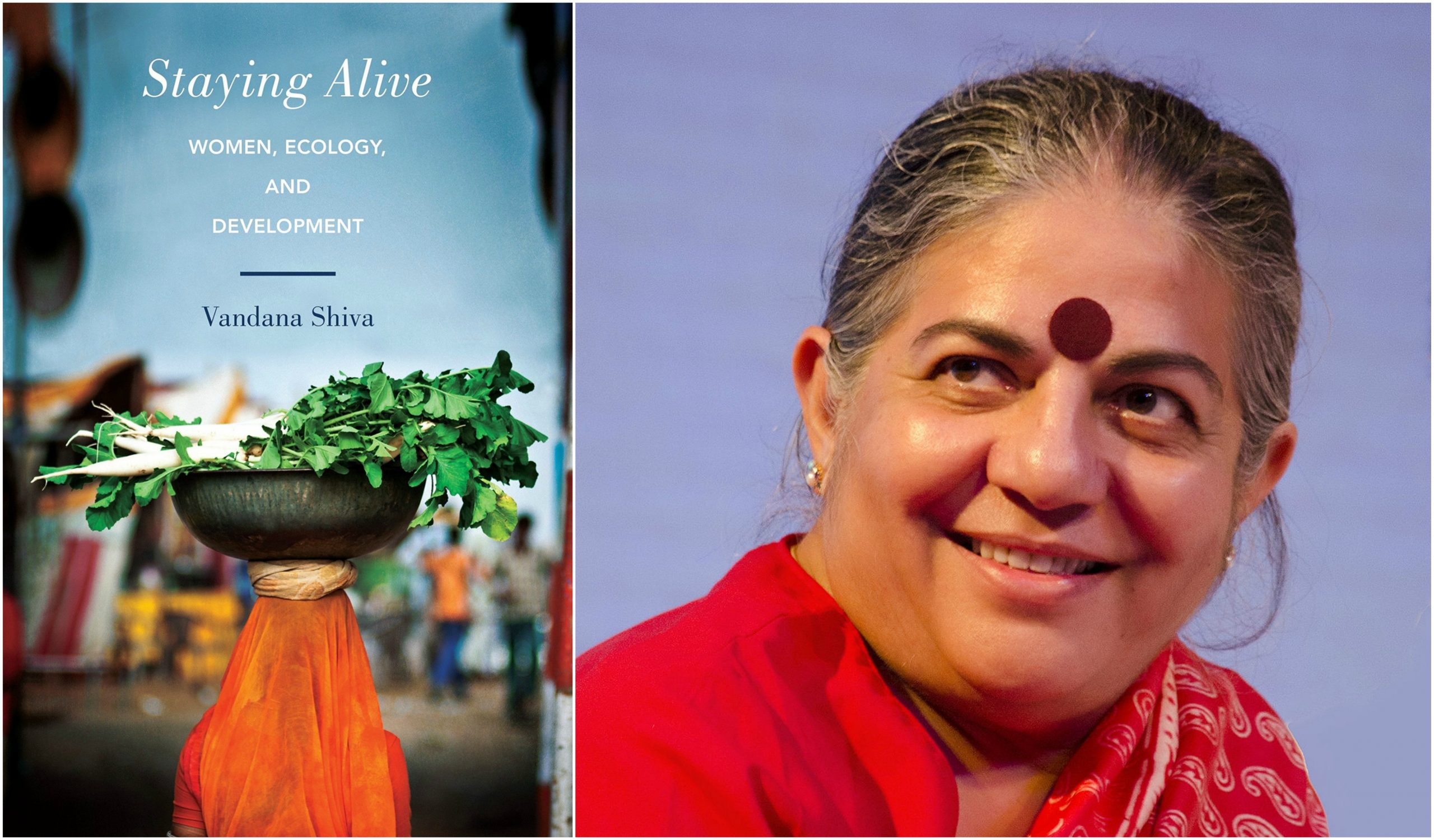 Book Review: Staying Alive By Vandana Shiva