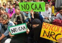 Protests Erupt Against CAA And The Violence Against Students In India