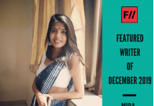 Meet Mira Swaminathan – FII's Featured Writer Of December 2019