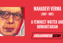 Mahadevi Verma: A Feminist Writer And Humanitarian | #IndianWomenInHistory