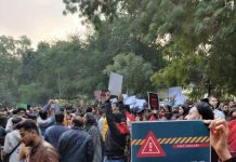 Here are a few pictures from the two protests at Jantar Mantar and India Gate in Delhi: