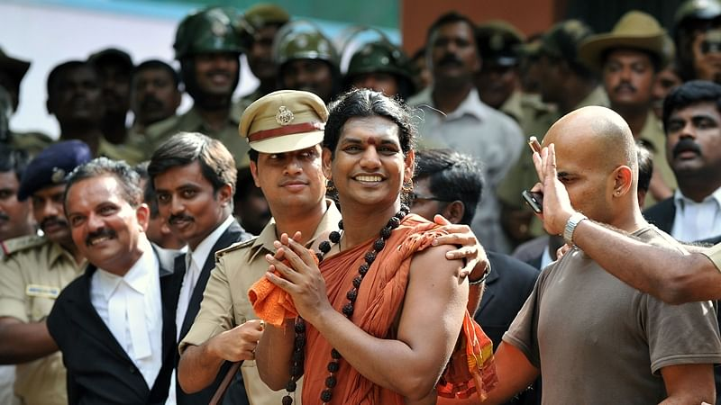 Rape Accused Swami Nithyananda And His Infamous Kailaasa Project