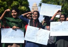 Chennai Protests Against The Citizenship Amendment Act