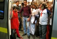 The Ever-Curious Elbows Of Indian Men In Public Transport