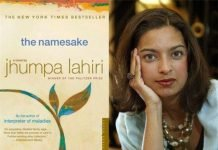 Book Review: Namesake By Jhumpa Lahiri