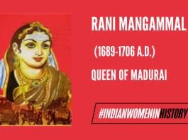Rani Mangammal: The Fierce Queen of Madurai   #IndianWomenInHistory