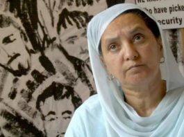 The Iron lady of Kashmir: Parveena Ahanger