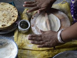 Bread Of Life: The Making Of Roti And The Politics Around It