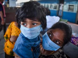 Save The Child - Curating A Response Plan For Children Amidst The Pandemic