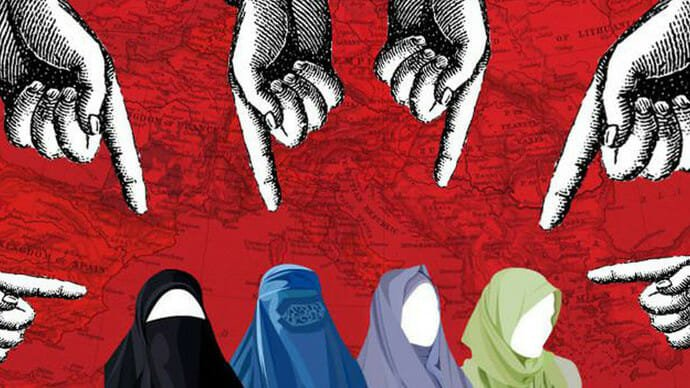 Infographic: Common Instances Of Islamophobia In India | Feminism In India