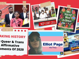 10 Queer And Trans Affirmative Moments Of 2020 That Created History