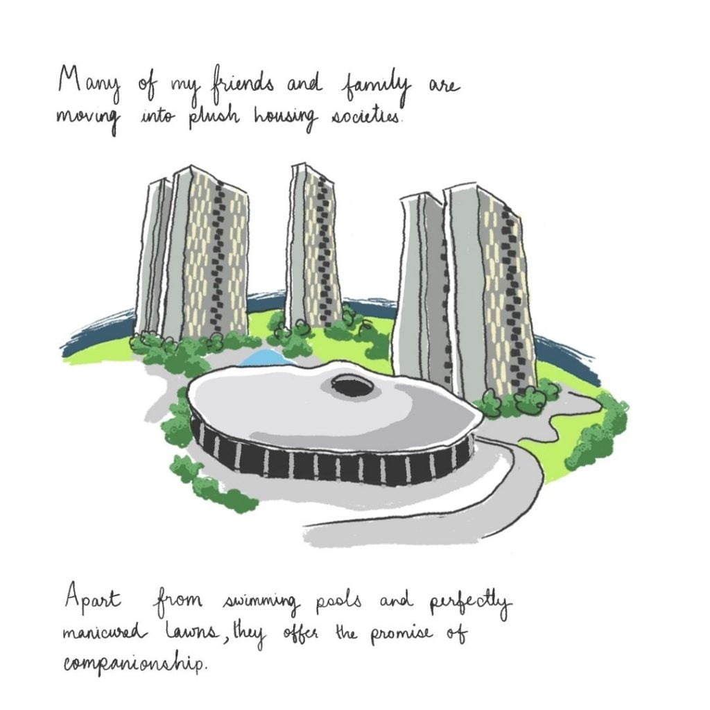 High-Rise Buildings & Class-Based Exclusion: Losing Ourselves Among The Stars