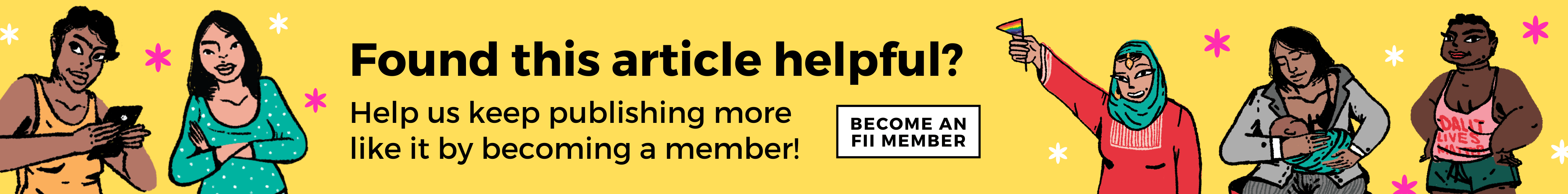 Become an FII Member