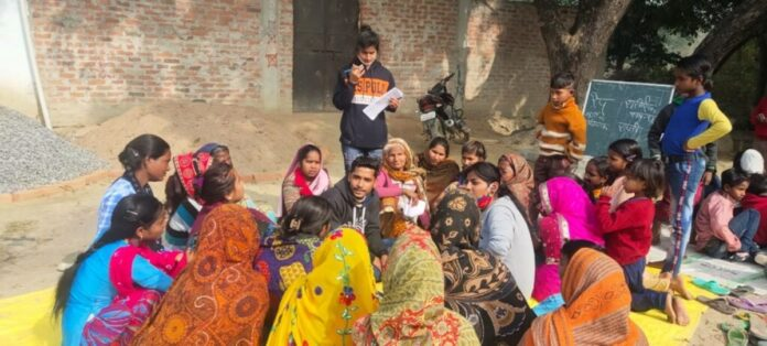 Youngsters Challenge Social Factors Oppressing Women In Rural Lucknow