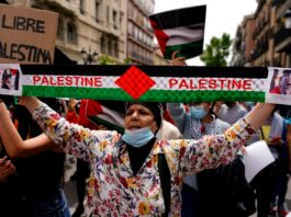 A Case for Freedom: A Comparative Account Of Colonial Occupation In Palestine & Kashmir