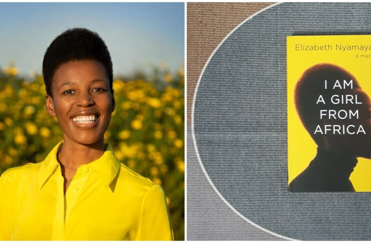 Book Review   I Am A Girl From Africa: A Memoir By Elizabeth Nyamayaro