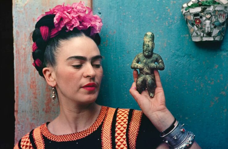 In Remembrance| Flipping Through The Diary Of Frida Kahlo: An Intimate Self Portrait