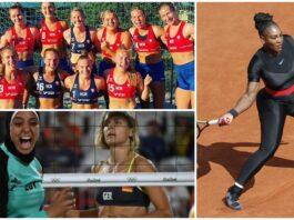 Male Gaze & The Policing Of Sportswomen's Bodily Autonomy
