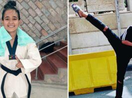 Aruna Tanwar: First Indian Taekwondo Athlete At The Tokyo Paralympics,2020