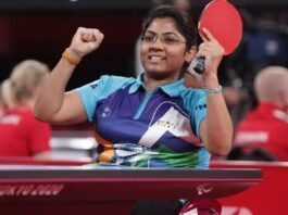 Meet Bhavina Patel, The First Indian Para-Paddler To Win Silver At The Tokyo Paralympics