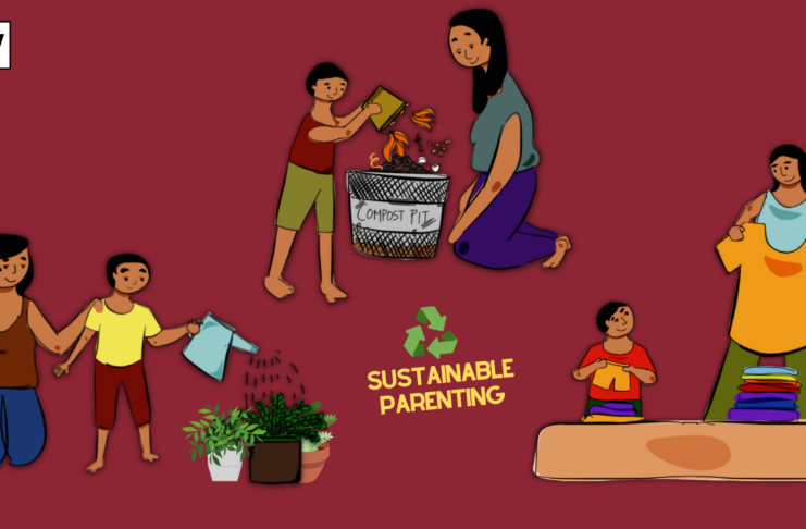 Our Idea Of Sustainable Parenting