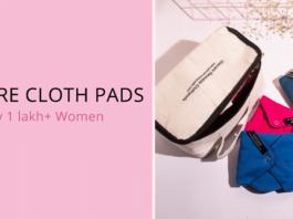 Giocare Reusable Cloth Pads