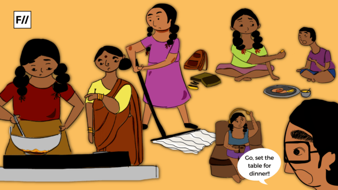 Moulding Girls To Be Future Mothers: Assertion Of Gender Roles Through Parenting