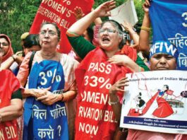 Women's Representation In India: In Reservations And Beyond