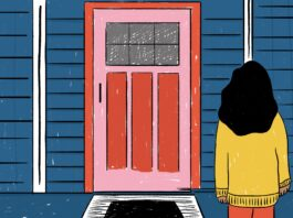 The Superwoman Who Lived Next Door